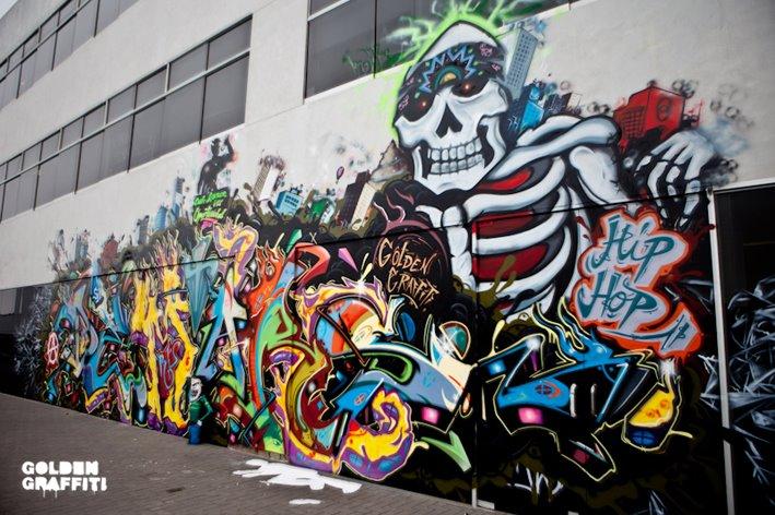 El graffiti desaf o de inclusi n social en nuestros d as for Graffitis para ninos