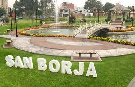 Parque en San Borja